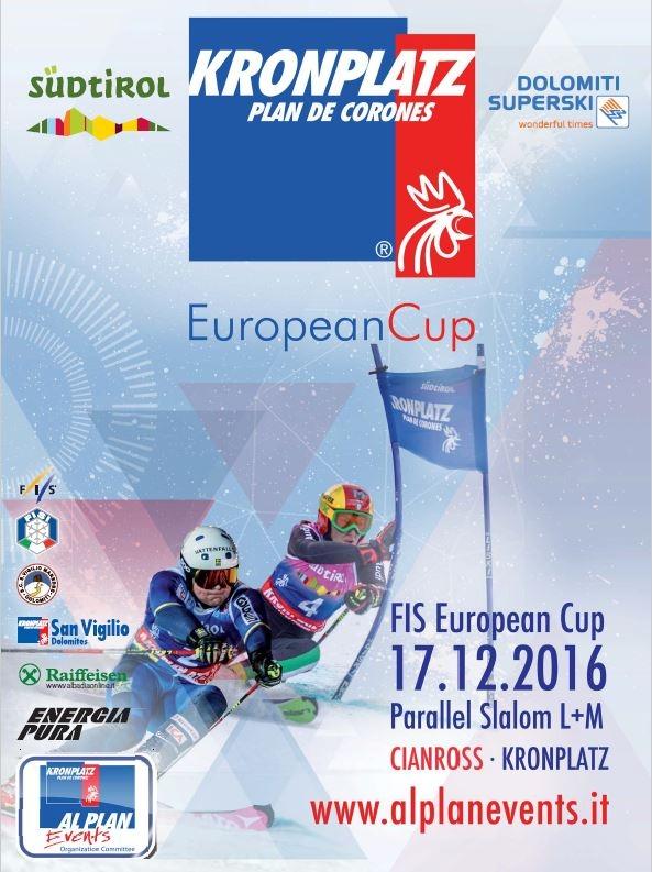FIS Ski Alpine European Cup 2016