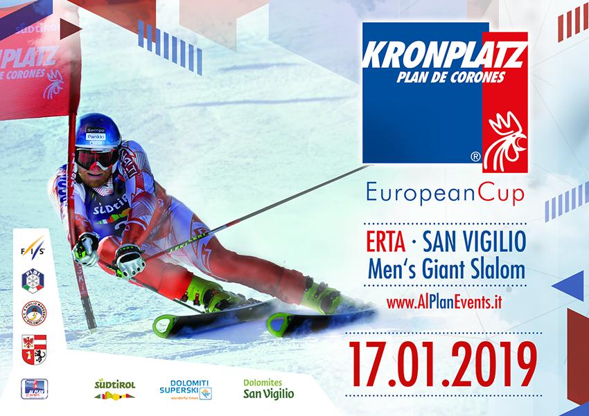 FIS European Cup GS M 17-1-2019
